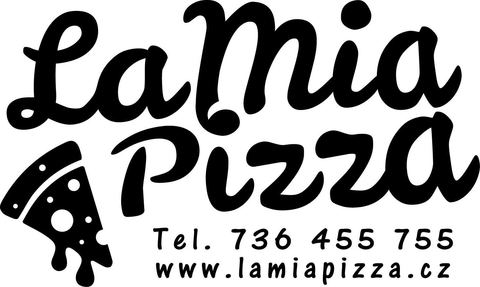 LaMia Pizza logo